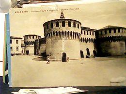 RIOLO TERME IL CASTELLO SFORZESCO 1959  VB2019 BOLLO B Roma HQ9766 - Ravenna