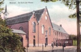 Belgique - MEERSEL - ( Hoogstraten ) De Kerk Der Paters - 1915 - Hoogstraten