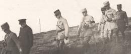 VITTORIO EMMANUELLE III Roi D Italie Militaire 1915 Général ? Militare Italiano   Gde Photo Observatoire Du Cannet - Persone Identificate