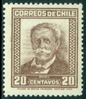 CHILE 1931 20c BULNES** (MNH) - Chile