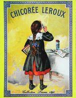 "Calendrier ""Petit Format ""  LEROUX Chicorée Extra - 1982 (13x10cm) - Calendari"