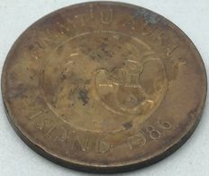 Moneda 1986. 50 Aurar. Islandia. KM 26. MBC- - Islande