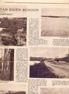 Orig Knipsel Artikel Tijdschrift Magazine - De Heide Van Kalmthout - 1931 - Alte Papiere