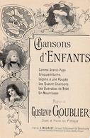 (2020) Chansons D' Enfants , Croquemitaine , Les Quenottes De Bébé , Comme Grand Papa , Ect ...musique G GOUBLIER - Noten & Partituren