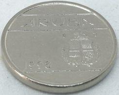 Moneda 1998. 5 Céntimos. Aruba. KM 1. MBC - [ 4] Colonies