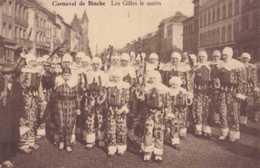 Binche - Le Carnaval - Les Gilles Le Matin - Circulé - Animée - TBE - Binche