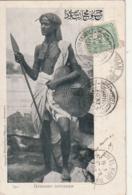 ***SOUDAN *** Guerrier SOUDANAIS - TTB Timbrée - Sudan