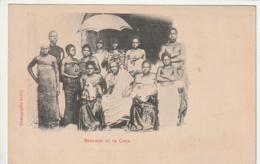 *** BENIN ***  Behanzin Et La Cour - Neuve TTBE - Benin