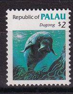Papua 1984, $2 Sealife, Minr 59 MNH. Cv 7 Euro - Palau