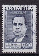 Costa Rica 2000, Minr 1540 Vfu - Costa Rica