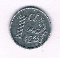 1 CENT 1941 NEDERLAND /5164/ - 1 Cent