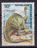 Benin 1984, Dino, Minr 378 Vfu - Bénin – Dahomey (1960-...)