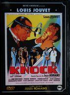 KNOCK - Louis Jouvet - Jean Carmet - Louis De Funès .. - Cómedia