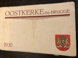 DAMME Oostkerke Bij Brugge Boekje 18 Postkaarten. R Schutyser  . M 3888 - Damme