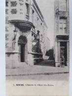 Carte Postale De Belgique, Binche, L'entrée Des Hôtel Des Postes,« 64 » - Binche