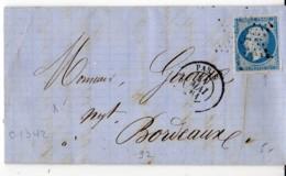 """PARIS Etoile Plus Cachet """"3E"""" 1861 - 1849-1876: Klassik"""