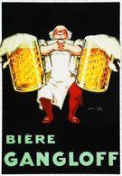 Carte Postale  Publicité - Bière Gangloff à Besançon - Bière