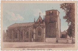 79. MONCOUTANT. L'Eglise. 501 - Moncoutant