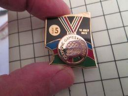 415c Pin's Pins / Rare & Belle Qualité !!! THEME : JEUX OLYMPIQUES / LONDRES 2012 LONDON DAY 5 La Médaille Est Mobile - Olympic Games