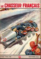 Bobsleigh  Sur Le Chasseur Français N: 732 De Février 1958 -  Illustration De  Paul Ordner - Sport