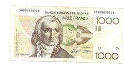 1000 Fr - Grétry - 105 F - 1000 Francs