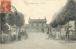 18 ARGENT - La Gare - Argent-sur-Sauldre
