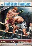 Combat De Boxe  Sur Le Chasseur Français N: 708 De Février 1956 -  Illustration De  Paul Ordner - Sport