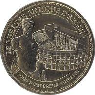 2015 MDP351 - ARLES -Théâtre Antique 5 (Sous L'Empereur Auguste) / MONNAIE DE PARIS - 2015