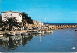 83 - Hyères Les Palmiers Et Ses Environs - Le Port De L'Ayguade - Hyeres