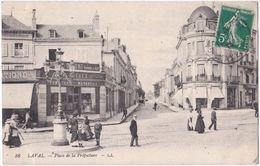 53. LAVAL. Place De La Préfecture. 86 - Laval