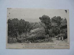 CPA  83 VAR - ENVIRONS DE TOULON - LA SEYNE - LE MAI - VALLON DE MOULIERES ET LE BOIS DE JONAS - La Seyne-sur-Mer