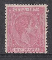 Cuba Sueltos 1879 Edifil 52 * Mh - Cuba (1874-1898)