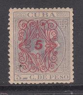 Cuba Sueltos 1883 Edifil 77 (*) Mng - Cuba (1874-1898)