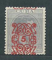 Cuba Sueltos 1883 Edifil 80 (*) Mng - Cuba (1874-1898)