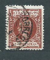Cuba Sueltos 1896 Edifil 155 O - Cuba (1874-1898)