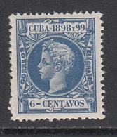 Cuba Sueltos 1898 Edifil 164 * Mh - Cuba (1874-1898)