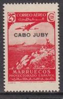 Cabo Juby Sueltos 1938 Edifil 104 ** Mnh - Cape Juby