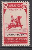 Cabo Juby Sueltos 1940 Edifil 132 ** Mnh - Cape Juby