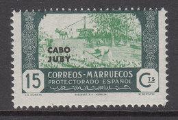 Cabo Juby Sueltos 1944 Edifil 142 ** Mnh - Cabo Juby
