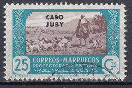 Cabo Juby Sueltos 1944 Edifil 144 O - Cabo Juby
