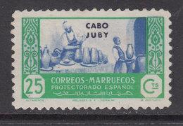 Cabo Juby Sueltos 1946 Edifil 156 O - Cabo Juby