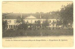A2147[Postkaart] Jardin De L'Hôtel De L'ancienne Abbaye Du Rouge Cloître. - Propriétaire M. Speleers (DVD) [Oudergem ] - Auderghem - Oudergem