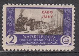 Cabo Juby Sueltos 1948 Edifil 162 ** Mnh - Cabo Juby