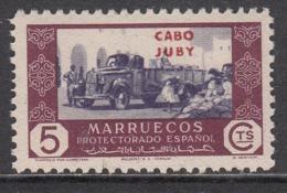 Cabo Juby Sueltos 1948 Edifil 163 ** Mnh - Cabo Juby