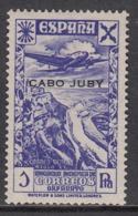 Cabo Juby Sueltos Beneficencia Edifil 5 ** Mnh - Cabo Juby