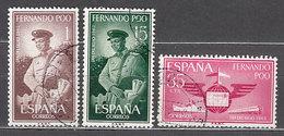 Fernando Poo Correo 1962 Edifil 210/2 O - Fernando Po