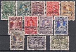 Guinea Correo 1926 Edifil 179/90 O - Guinea Espagnole