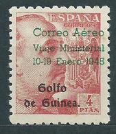 Guinea Correo 1948 Edifil 272 ** Mnh - Guinea Española