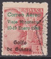 Guinea Correo 1949 Edifil 275 O - Guinea Española