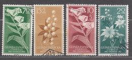 Guinea Correo 1959 Edifil 391/4 O - Guinea Española